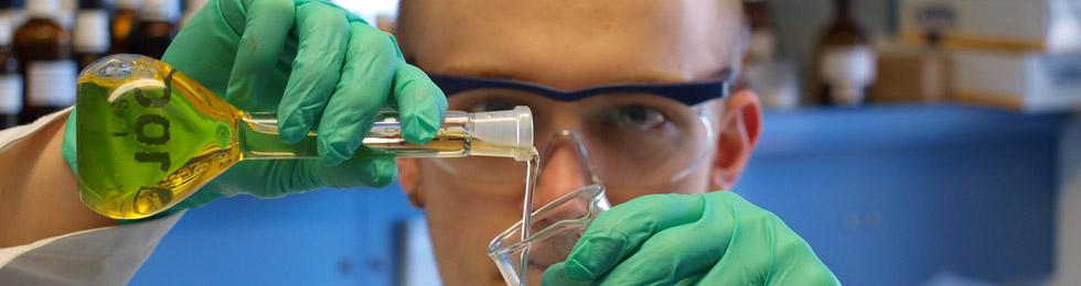 Mit unseren Labor sorgen wir für eine hohe Qualität unserer Produkte. (Foto: Sommer)